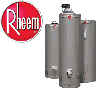 Rheem hot water tanks